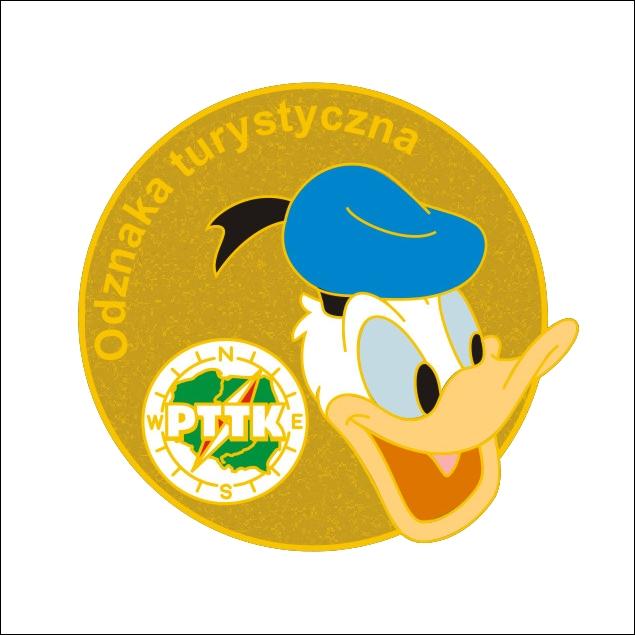 Odznaka Turystyczna Disney i PTTK - regulamin