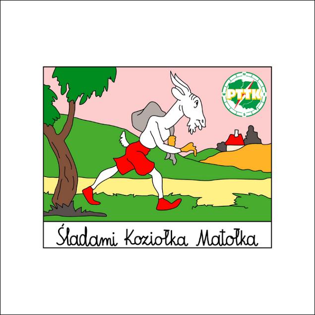 Odznaka Krajoznawcza PTTK Śladami Koziołka Matołka - regulamin