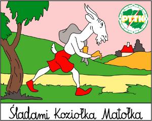 Odznaka Śladami Koziołka Matołka